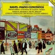 RAVEL - PIANO CONCERTOS (CD)