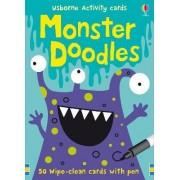 Monster Doodles by Fiona Watt