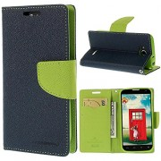 CHL Imported Mercury Fancy Wallet Dairy Flip Case Cover for Nokia Lumia 520