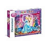 Clementoni 26927. 3-60 T Cinderella Classic Puzzle