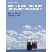 International Marketing & Export Management by Gerald Albaum