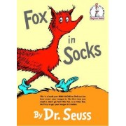 Fox in Socks by Dr Seuss Dr