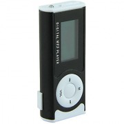 Digital Mp3 Player with LCD Display Data cable Earphones Led Torch and TF Card Slot