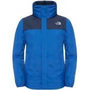 The North Face Reflective Resolve Jacket Boys Honor Blue/Cosmic Blue 164-176 Regenjacken