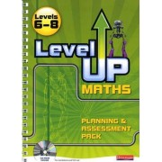 Level Up Maths: Levels 6-8 by Keith Pledger