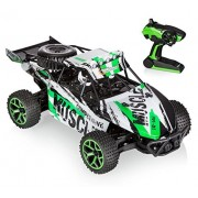 Top Race® Remote Control Off Road Racer, RC Monster Truck 4WD, Off Road High Speed Mountain Truck, 2.4Ghz (TR-...