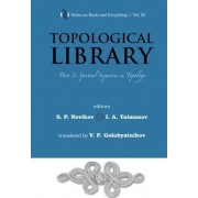 Topological Library - Part 3: Spectral Sequences In Topology by S. P. Novikov