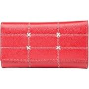 Lewis Party Red Clutch