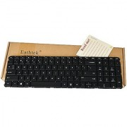 Eathtek Replacement Keyboard without Frame for HP Envy dv7-7000 dv7-7100 dv7-7200 dv7-7300 dv7-7323cl dv7-7270ca series Black US Layout (Not fit for dv7-1000 dv7-4000 dv7-6000 series laptop!!)