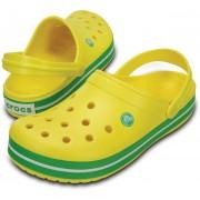 Crocband Yellow Green