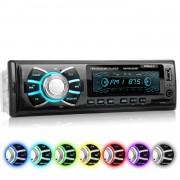 """XOMAX """"XOMAX XM-RSU262BT USB SD Autoradio ohne CD-Laufwerk und Bluetooth-Freisprecheinrichtung"""""""