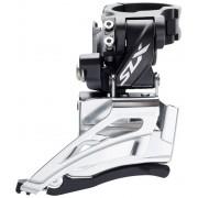 Shimano SLX FD-M7025 - Dérailleur avant - collier haut 2x11 Down Swing noir Dérailleurs avant VTT