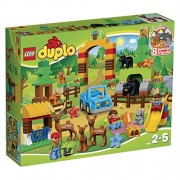 LEGO Duplo Town 10584 - Foresta, Parco
