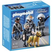 Playmobil 5565 - Truppa Speciale d'Assalto