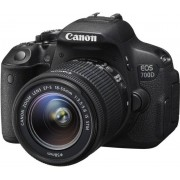 Canon EOS 700D Digital SLR Camera with 18-55MM Lens