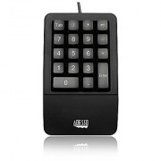 Adesso ABK-618UB AKB-618- Easy Touch Waterproof Ergo Keypad
