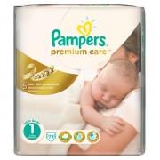Pelene za bebe 2-5 kg ( 78kom ) Premium Care New Born Pampers