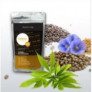 Semínka omega 3-6-9 mix BIO RAW 250g