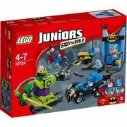 Lego juniors - 10724 - batman e superman contro lex luthor