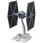 Bandai Star Wars Tie Fighter Advanced 1/72 Plastic Model by Bandai