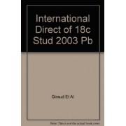 International Direct of 18c Stud 2003 Pb by Giraud Et Al