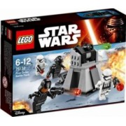 Set de constructie Lego First Order Battle Pack