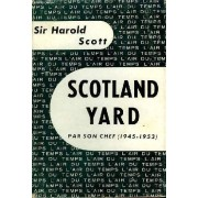 Scotland Yard Par Son Chef ( 1945 - 1953 ). Collection : L'air Du Temps