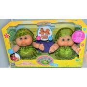 Cabbage Patch Kids Newborns Surprise Newborn Twins, Caucasion Blue Eyes