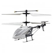 Helicoptero Radiocontrol iHelicopter iOS/Android Blanco