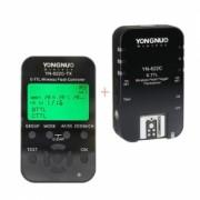 Yongnuo YN-622C - kit controler + transceiver pentru Canon