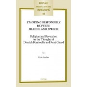 Standing Responsibly Between Silence and Speech by Kevin Lenehan