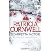 Scarpetta Factor by Patricia Cornwell