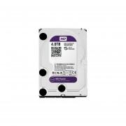 Disco Duro Para Videovigilancia Western Digital Purple De 4 TB, IntelliPower RPM, 64MB, SATA III (6 Gb/s) WD40PURX