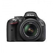 Nikon D5200 24.1MP Digital SLR Camera With 18-55 Mm Lens 8 GB Memory Card Camera Bag with 2 years Nikon India Warranty