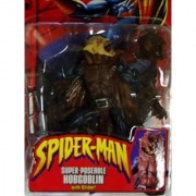 Spider Man Super Poseable Hobgoblin with Glider!