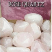 Scarabeo Rosenkvarts - Rose Quartz