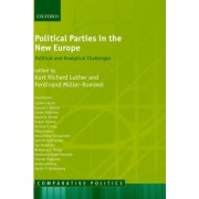 Political Parties in the New Europe by Kurt Richard Luther