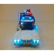 Custom Light up Kits for Lego 21108 Ghostbusters Ecto-1 Car Not Included