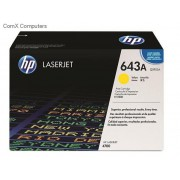 HP No 643A Yellow toner cartridge