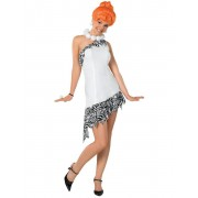 Vegaoo Maskeraddräkt Wilma Flintstone vuxen