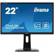 iiyama ProLite B2282HD-B1 21,5' LED TN LCD, 1920x1080, 5ms, 1D1A, HAS