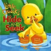 Little Quack's Hide and Seek by Derek Anderson