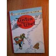 Les Aventures De Tintin : Tintin Au Tibet 1960 (E.O.)