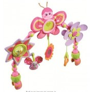 Game / Play Princess Butterfly Tiny Love Take-Along Arch, rattels, toy, baby, carseat, stroller, car