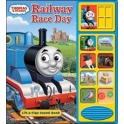 Thomas the Tank Engine - Railway Race Day by Britt Allcraft