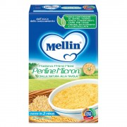 Mellin Pastine e riso - Perline Micron - Confezione da 350 g ℮