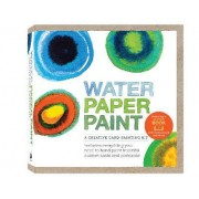 Water Paper Paint by Research Psychologist Centre for Prevention in Primary Care Heather Jones
