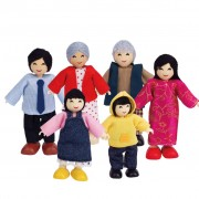 Hape Happy Family Asian E3502