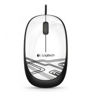 Mouse optic Logitech M105 - white