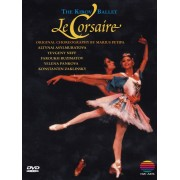 Yevgeny Neff,Altynai Asymuratova,Yelena Pankova,Kirov Theatre Orchestra - Le Corsaire (DVD)